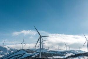 turbine field
